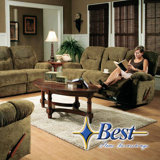 Best Reclining and Accent Furniture